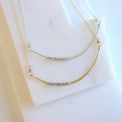 Adorn Bar Necklace