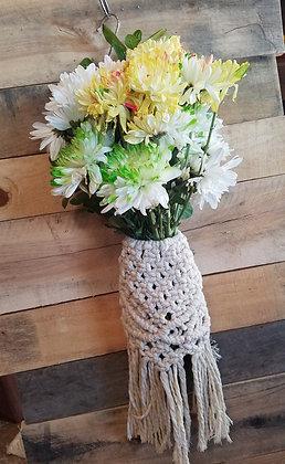 Forget Me Knots Criss Cross Bouquet Wrap