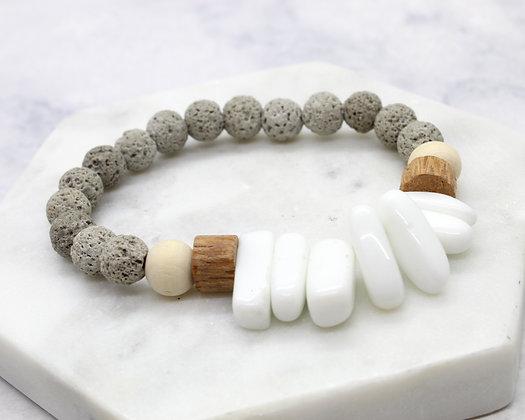 Zen Healing Stacking Bracelet (diffuser)