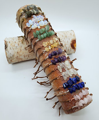 Renew Healing Crystal Bracelet