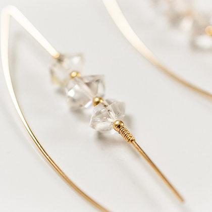 Celeste Threader Earrings