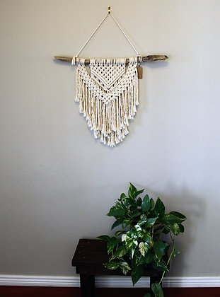 Forget Me Knots Macrame Briget Wall Hanging
