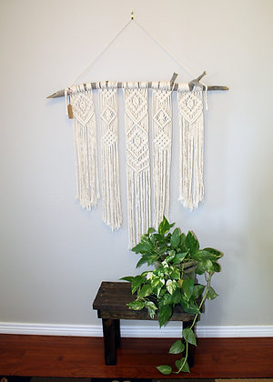 Forget Me Knots Taylor Wall Hanging