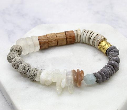 Balance Healing Stacking Bracelet