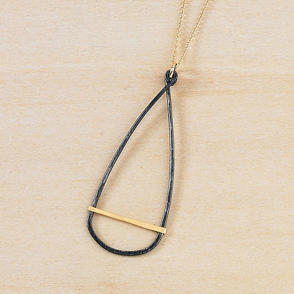Antique Oar Necklace