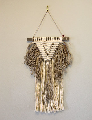 Forget Me Knots Macrame Maria Wall Hanging