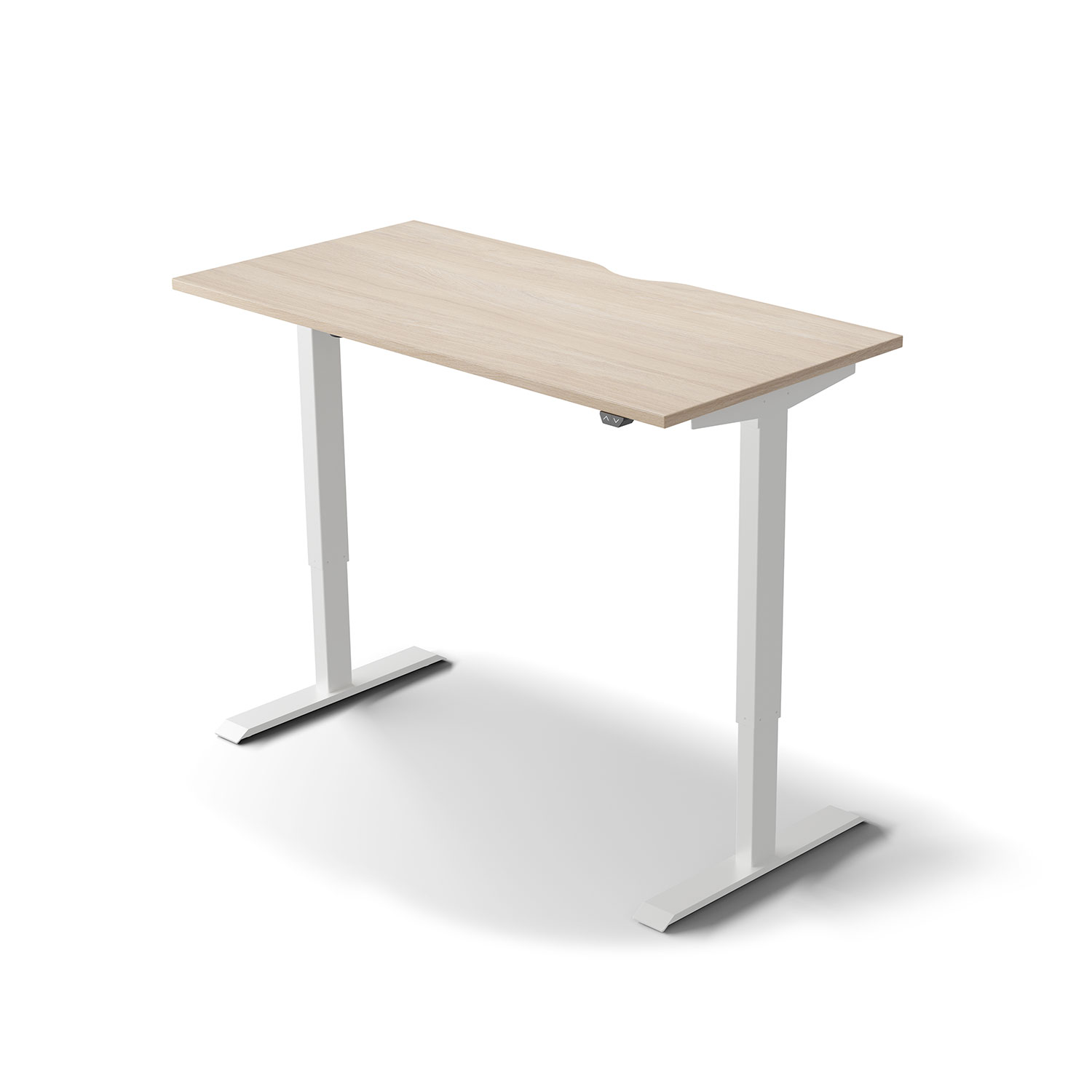 Home office pod sit stand desk