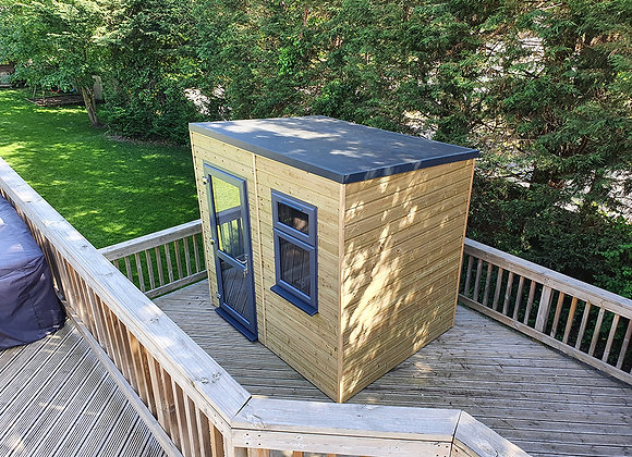 HOP One - Home Office Pod