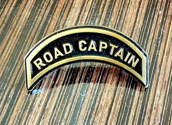 Pin Road Captain