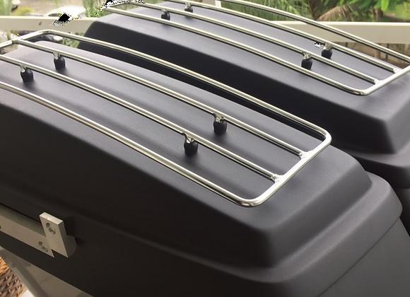 Rack/Bagageiro para Alforjes Custom Naked, Custom HD e Bagger