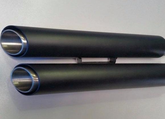 Ponteira Short-shots de 2.1/2''- cromado ou preto