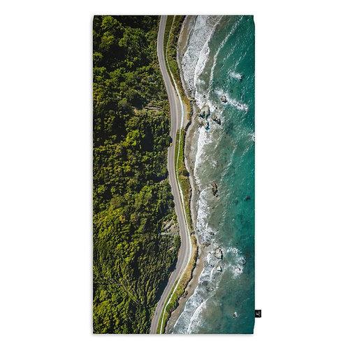 Beach Towel - La Guaira Venezuela