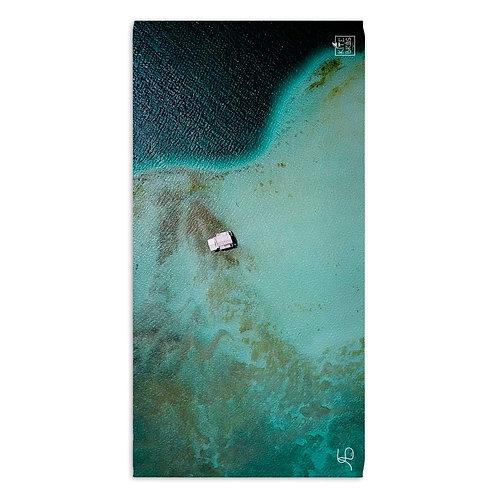 Beach Towel - Los Roques - Palafito