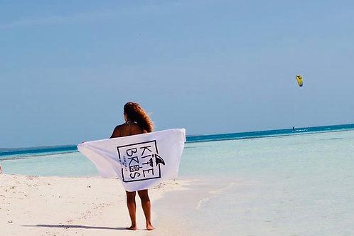 Rider - Beach Towel white