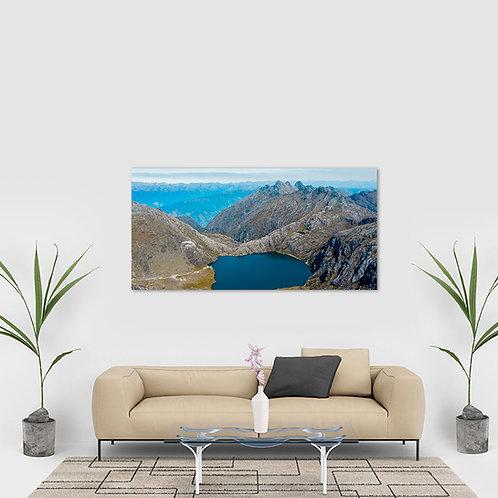 Laguna Verde -Venezuela