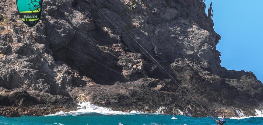 PLAYA GRANDE BEACH - CHORONÍ - VENEZUELA