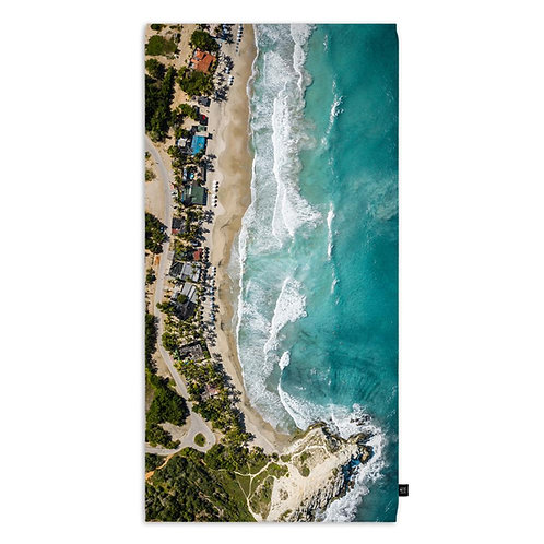 Beach Towel - Playa Parguito - Venezuela