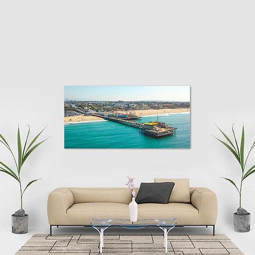 Santa Monica Pier - united states