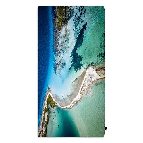Beach Towel - La Tortuga - Venezuela