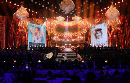 Riyadh Season 2019/2020 - New Year's Eve Concert: Mohammed Abdu