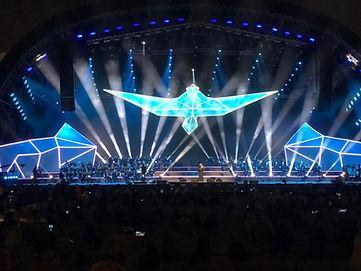 Riyadh Season 2019/2020 - Falcon Night: Rabeh Saqer