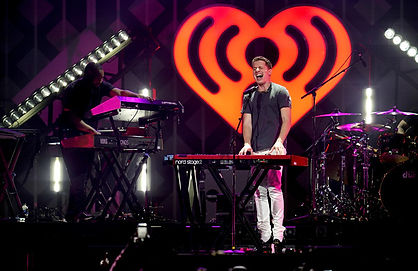 Charlie Puth: iHeartRadio Jingle Ball Tour 2019