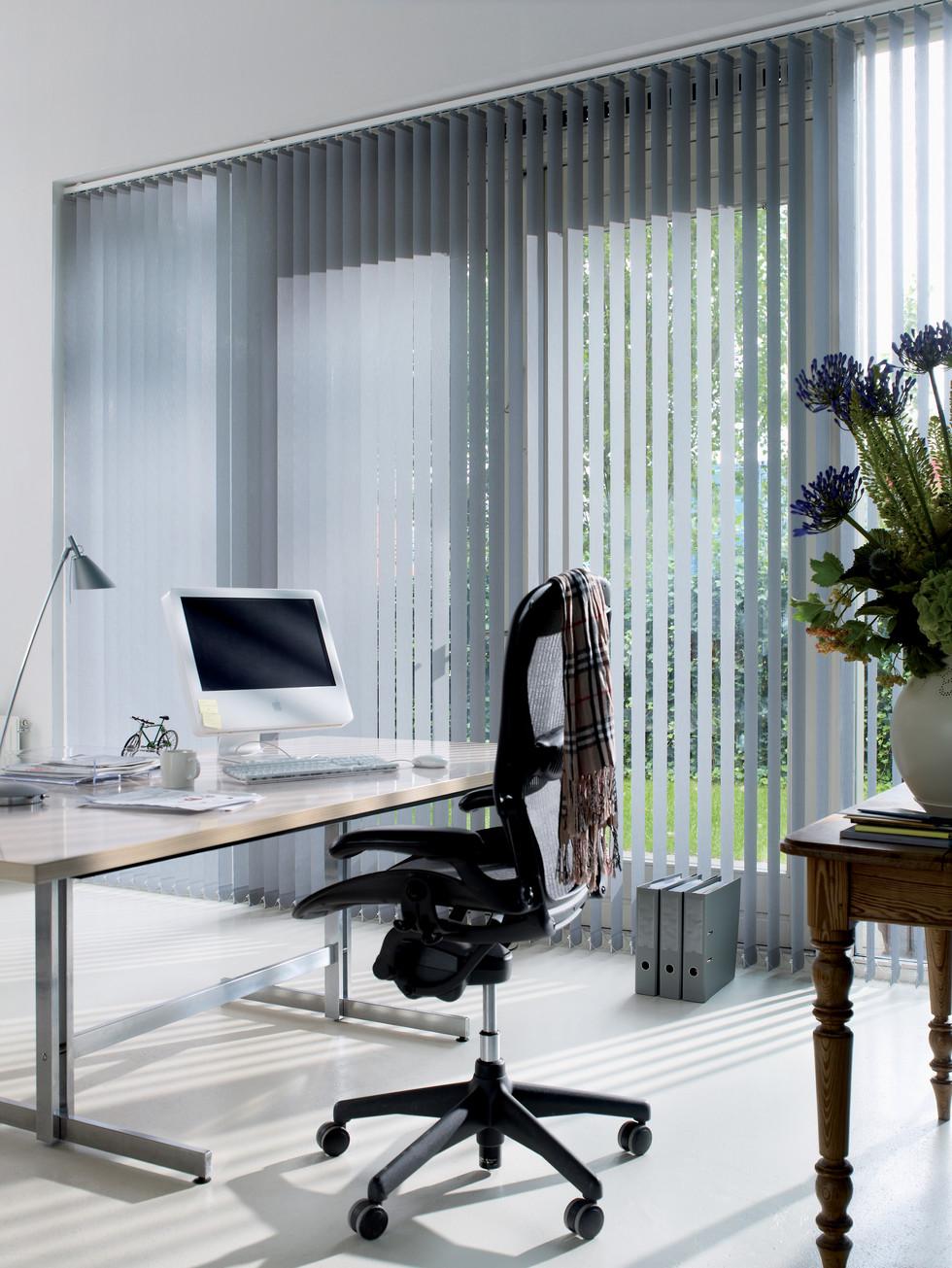 Lamellgardin kontor