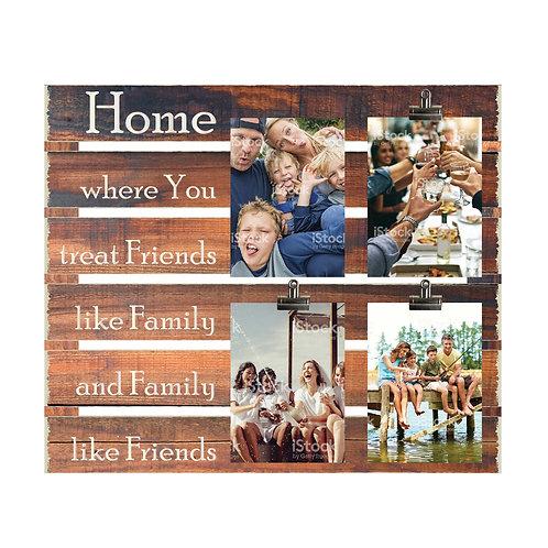 Home 4 Photo Clip Board