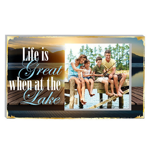 Life at Lake Frame