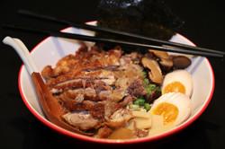 Duck Ramen Noodle Soup