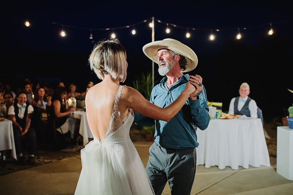 Father Daughter Dance in Malibu