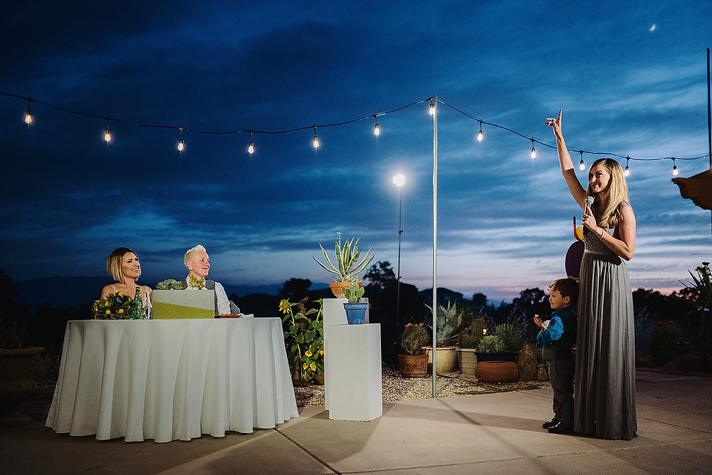 Wedding Reception Testimonials
