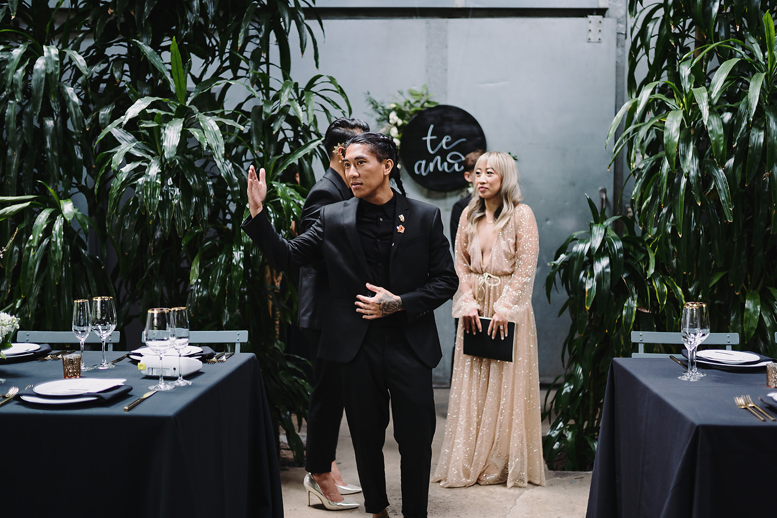 Wedding Photography at Millwick Los Angeles