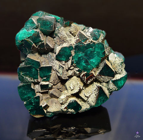 Dioptase after Photoshop