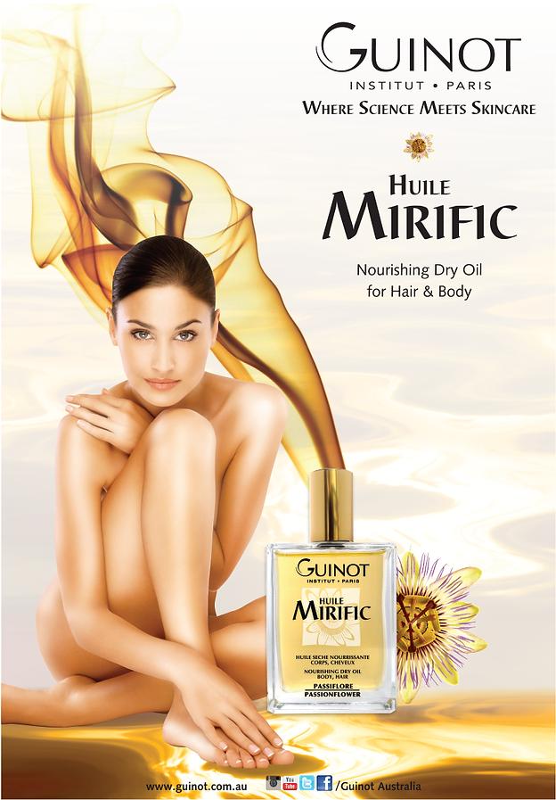 Guinot Huille Mirific A4 flyer.png