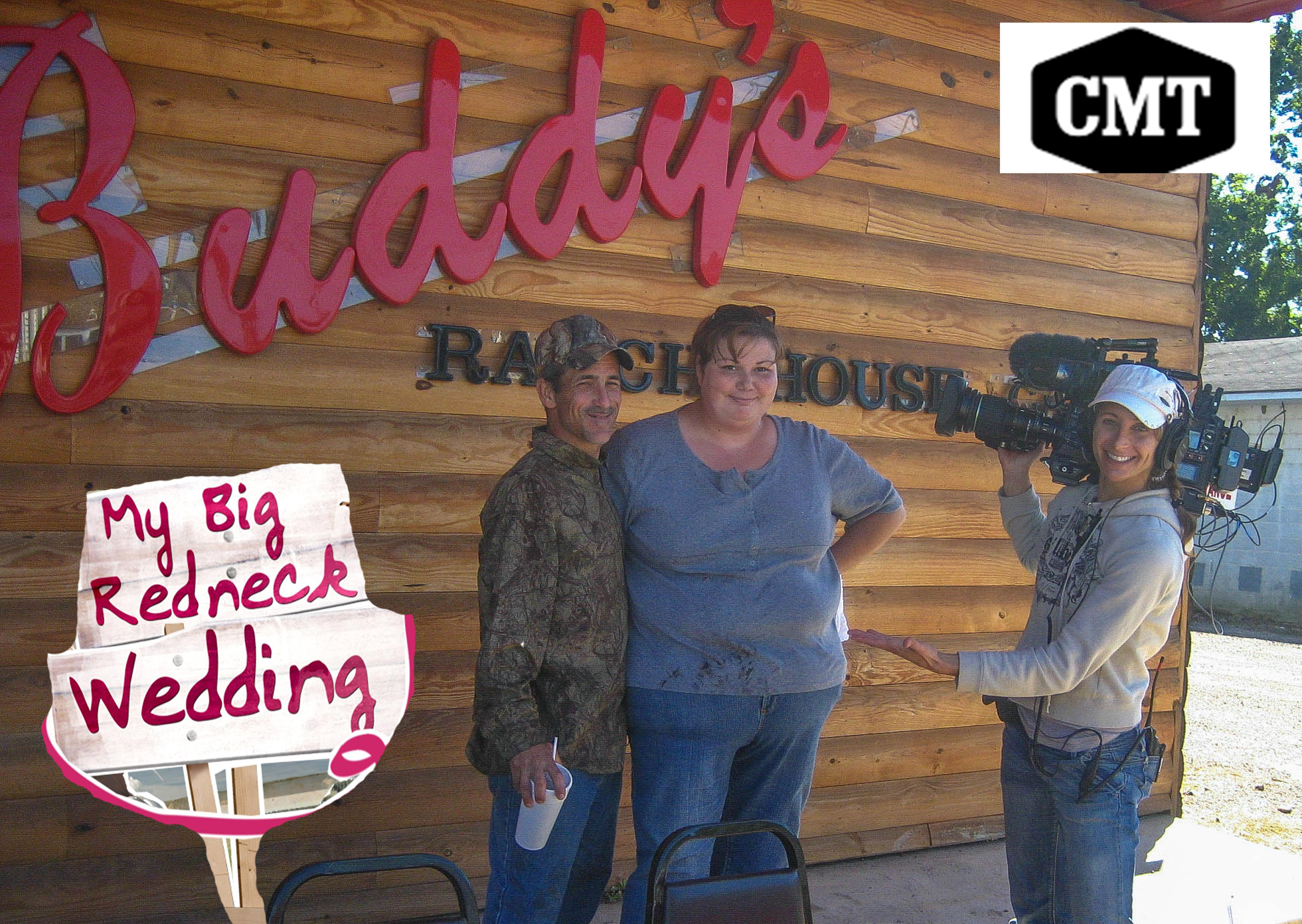 My BIG Redneck Wedding