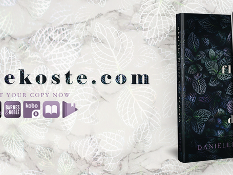 Release Blitz | What The Flower Says of Death by Danielle Koste