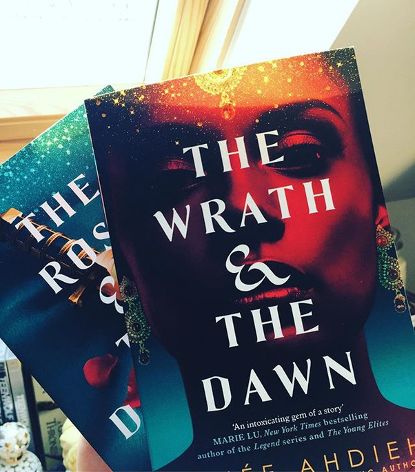 Review | The Wrath & The Dawn by Renée Ahdieh