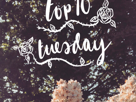 Top 10 Tuesday | Things That Make Me Pick Up A Book
