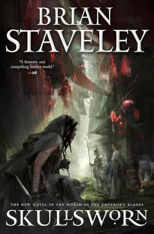 Review | Skullsworn by Brian Staveley