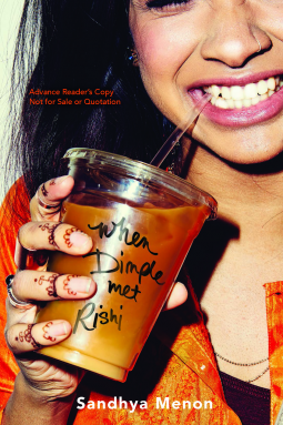 Review | When Dimple Met Rishi by Sandhya Menon