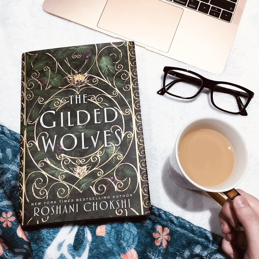 The Gilded Wolves by Roshani Chokshi - Instagram @sophieelaina