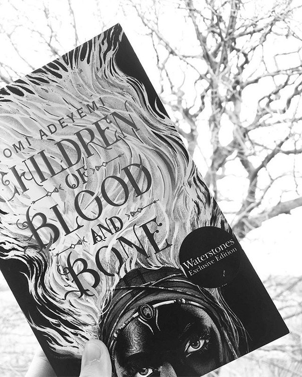 Review | Children of Blood and Bone by Tomi Adeyemi