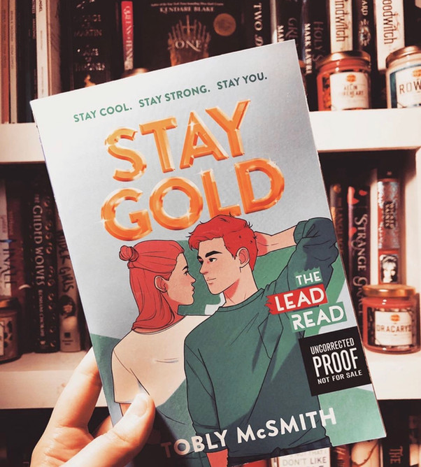 Stay Gold by Tobly McSmith | Review