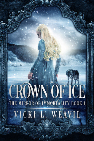 Review | Crown of Ice by Vicki L. Weavil