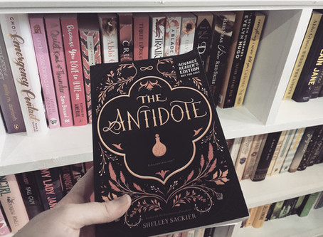 Review | The Antidote by Shelley Sackier