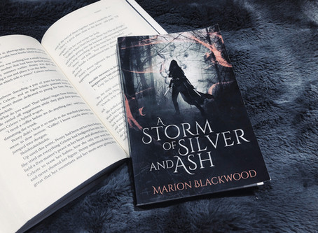 A Storm Of Silver And Ash by Marion Blackwood - Review