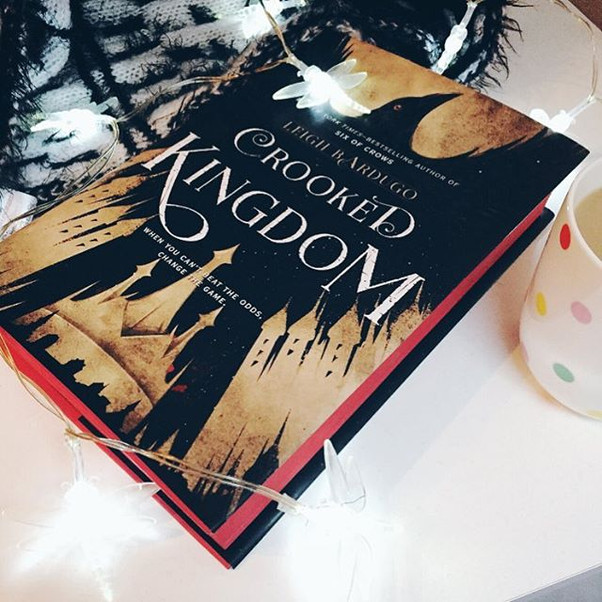 Review | Crooked Kingdom by Leigh Bardugo