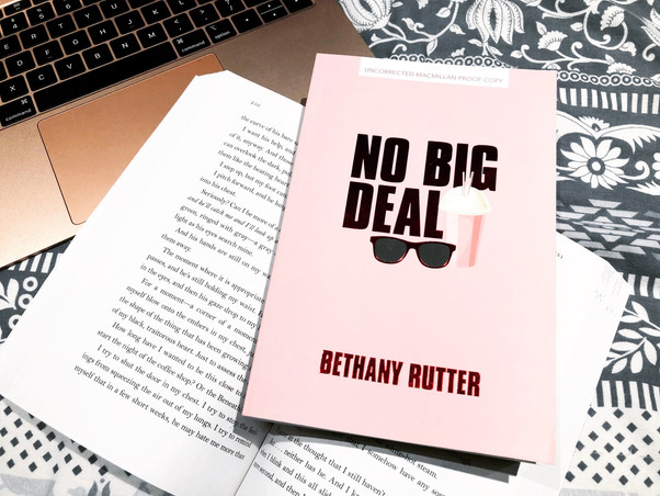 Review | No Big Deal by Bethany Rutter