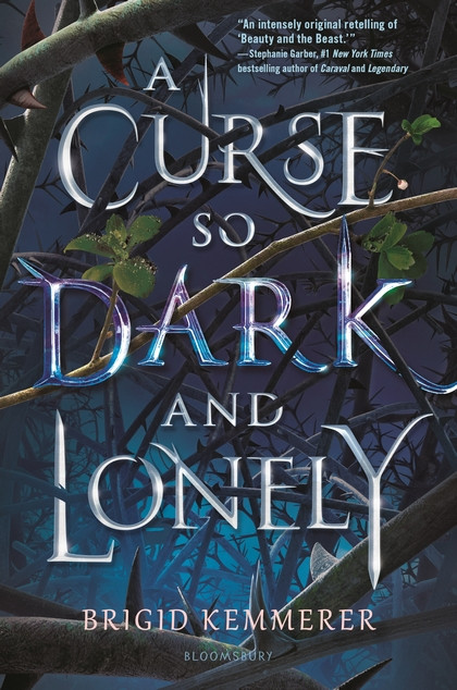 Review   A Curse So Dark and Lonely by Brigid Kemmerer